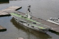 Marine modellen gespot